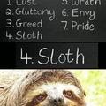 sloths be like