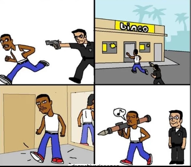 shoes really do stuff...gta logic - meme