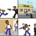 shoes really do stuff...gta logic