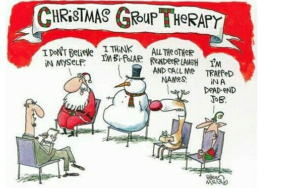 Real holiday spirit - meme