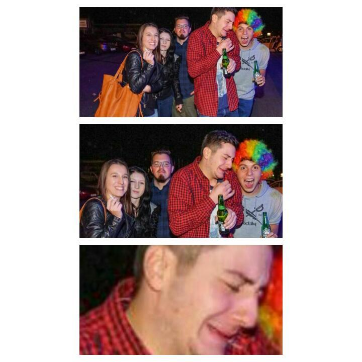 Dannys face - meme