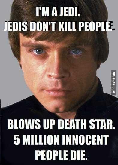 Jedi oath broken......... - meme