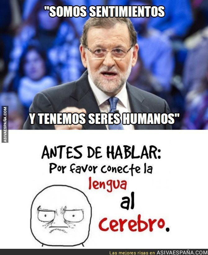 Rajoy - meme