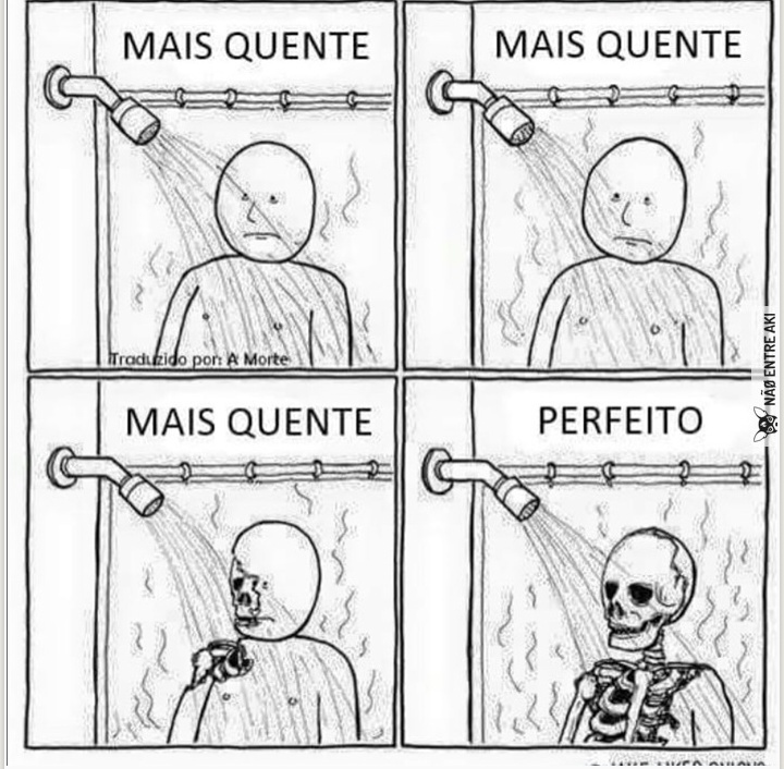 no brasil ta assim sem a agua ;-; - meme