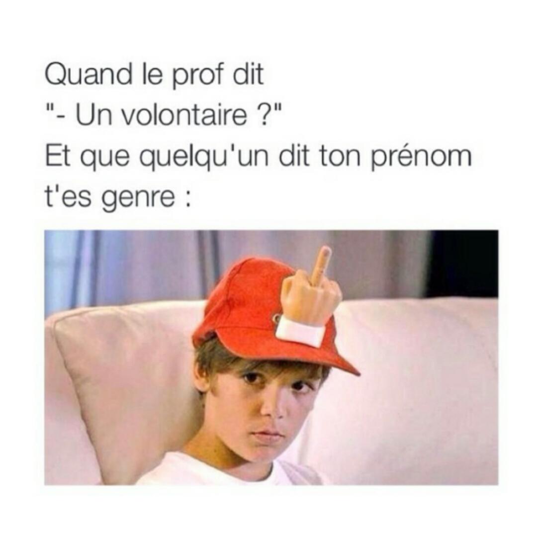 #volontaire - meme