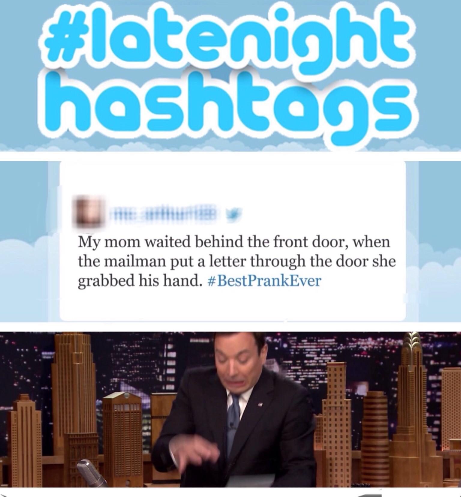 Hashtag - meme