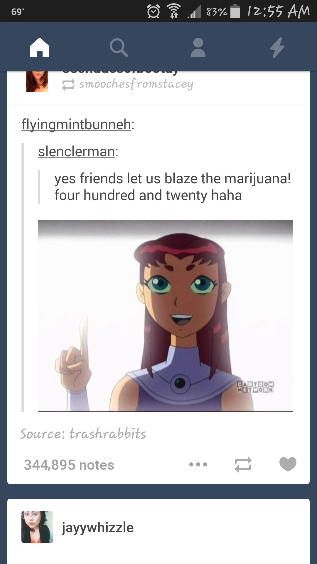 Ahh yes, the starfire. - meme