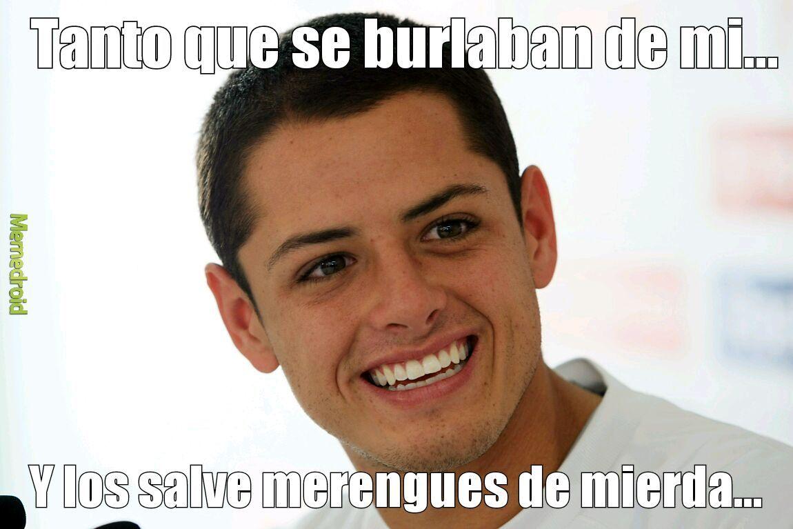 Chicharito - meme