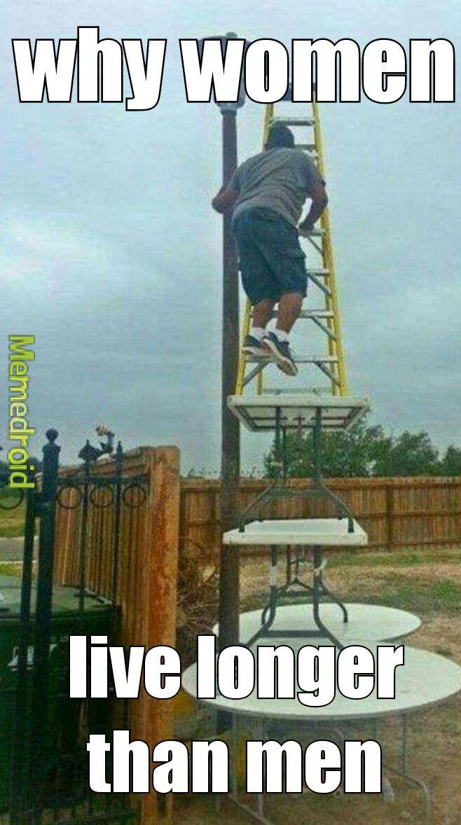 Just a little higher...... - meme