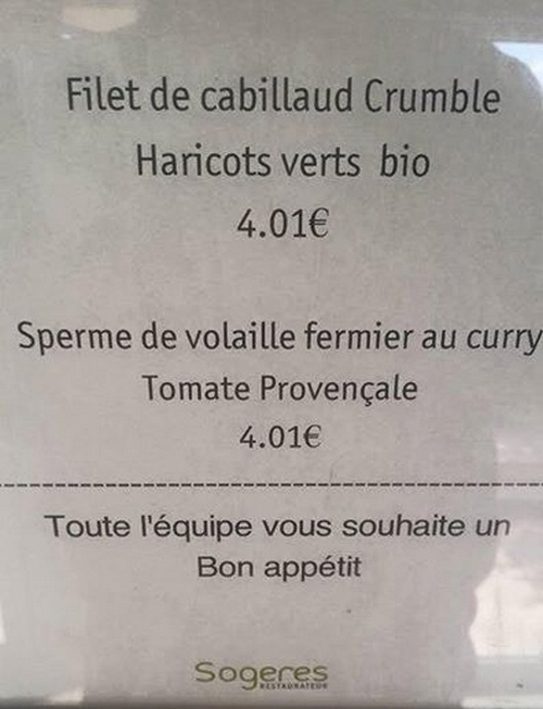 Bon appétit ! - meme