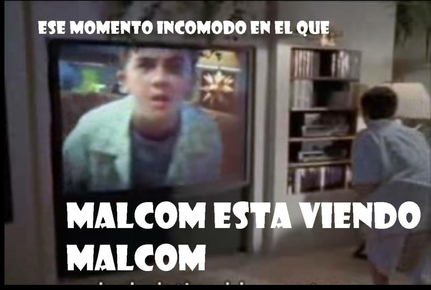 Malcom xd - meme