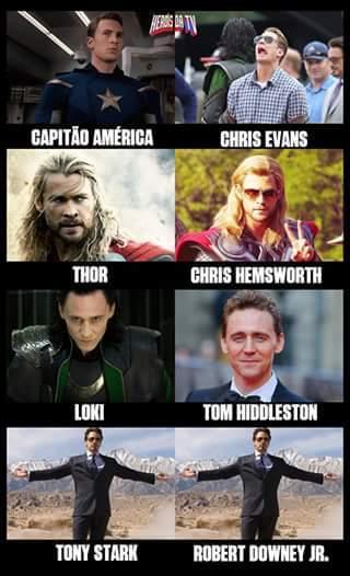 Tony stark mito - meme