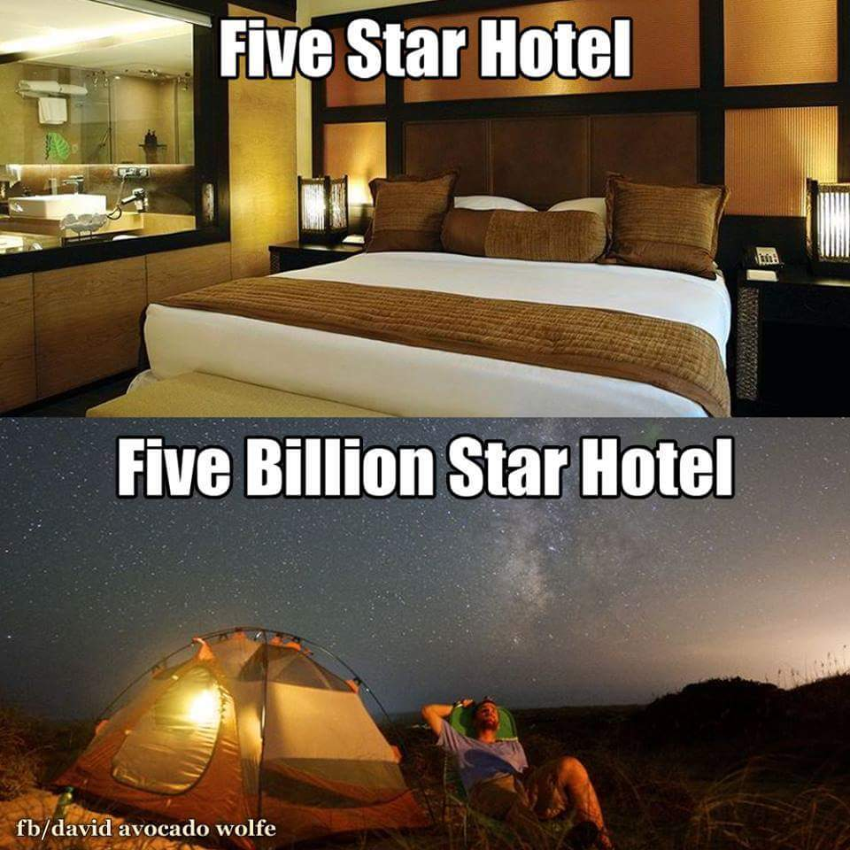 Cheap hotel? - meme