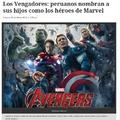 Feel like an avenger!
