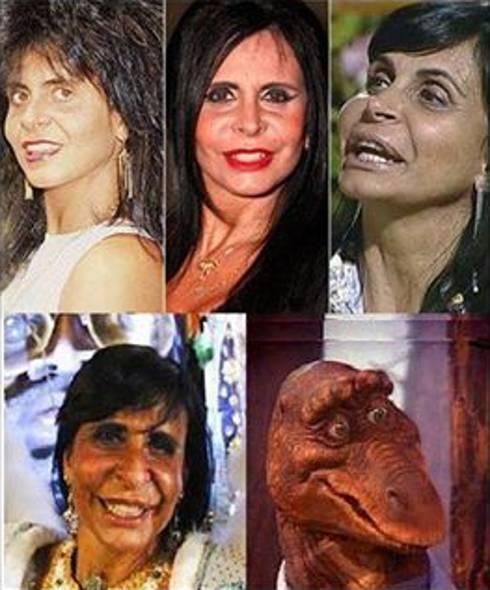 As metamorfoses de Gretchen - meme
