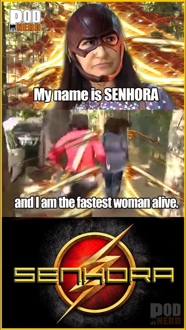 the senhora - meme