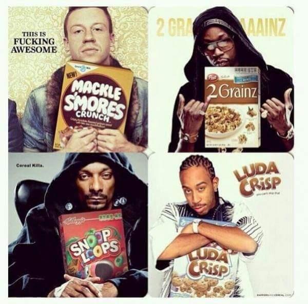 Favorite cereal? :D - meme