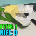 Butter vs Knife