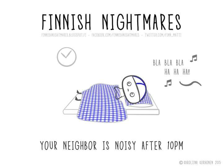 Finnish nightmares 3 - meme
