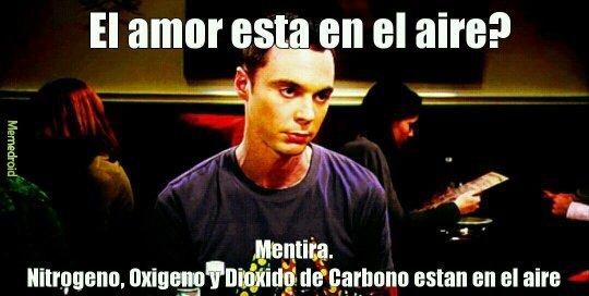 Sheldon siempre tan gracioso ja ja - meme