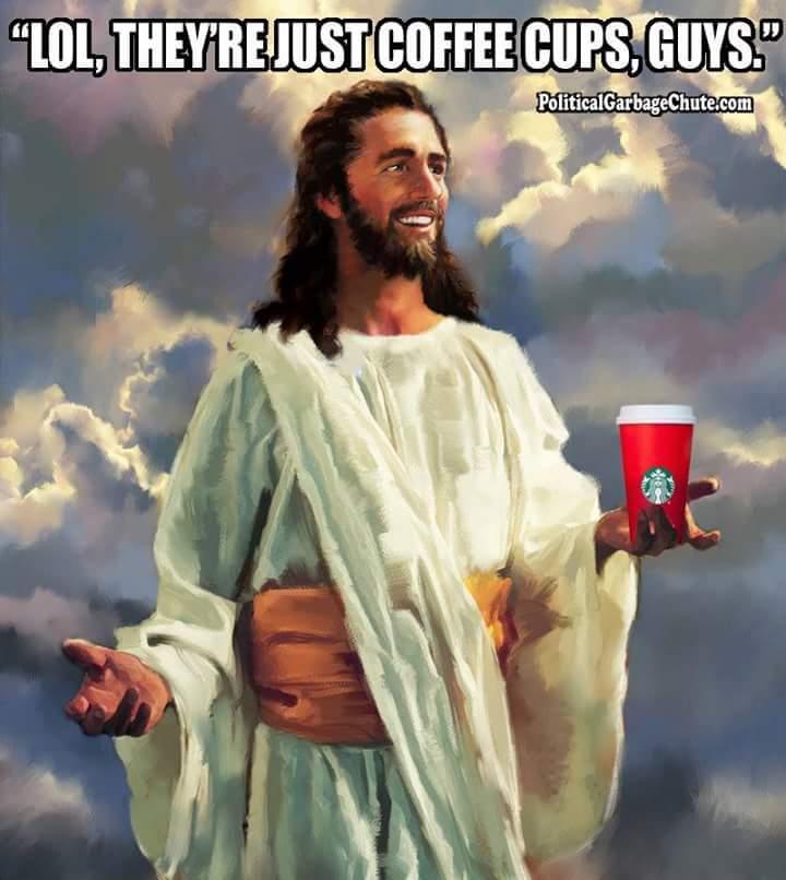 Straight from Jesus himself... - meme