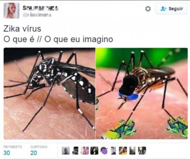 zika - meme