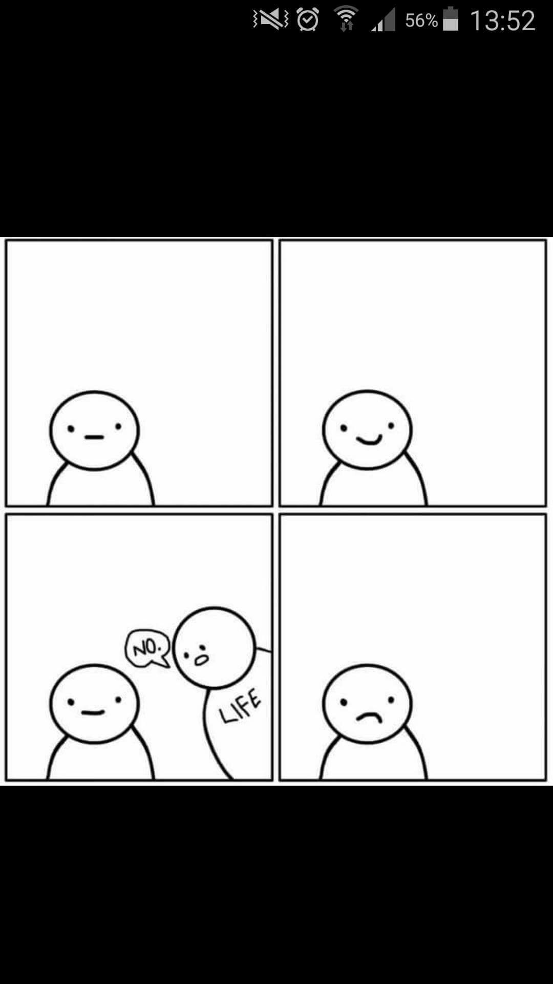 L'histoire de ma vie :c - meme