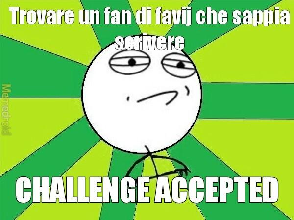 Non voglio offendere nessuno ;) - meme