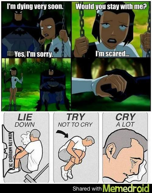 I LOVE B-MAN! - meme