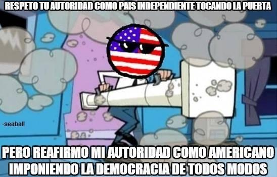 """democracia"" $_$ - meme"