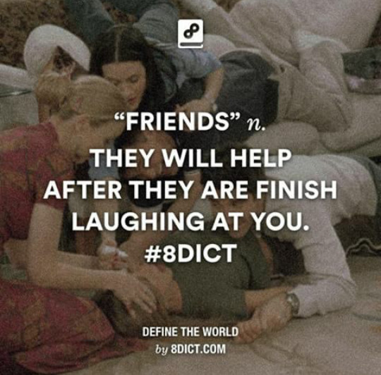 Friends... - meme