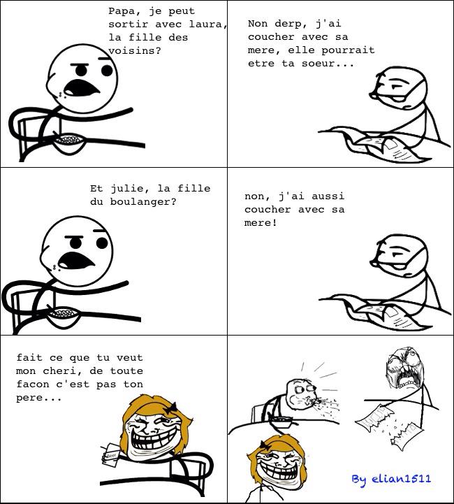 L'art du troll... - meme