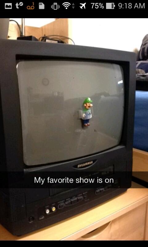 Luigi time! - meme