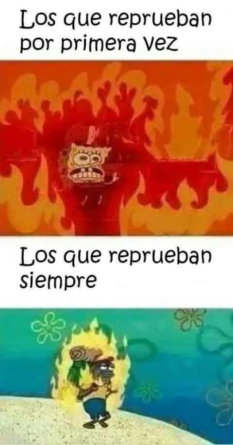 Muchos ya ardemos en llamas - meme