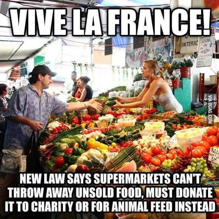 Vive la France! - meme