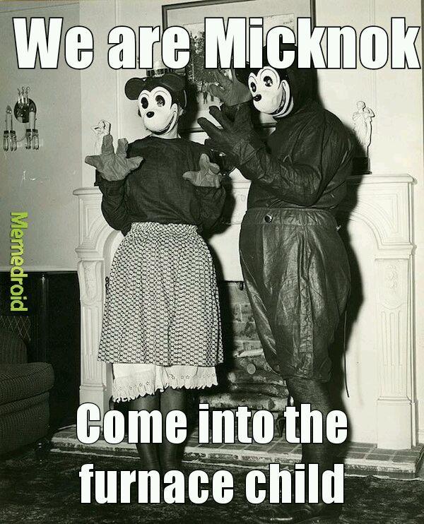 Fear Micknok - meme