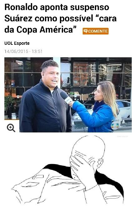 Boa Ronaldo - meme
