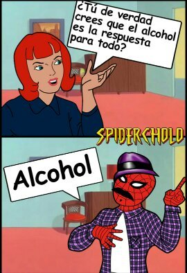 Alcohol - meme