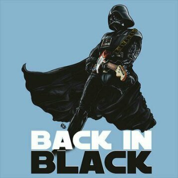 Darth rocks! - meme