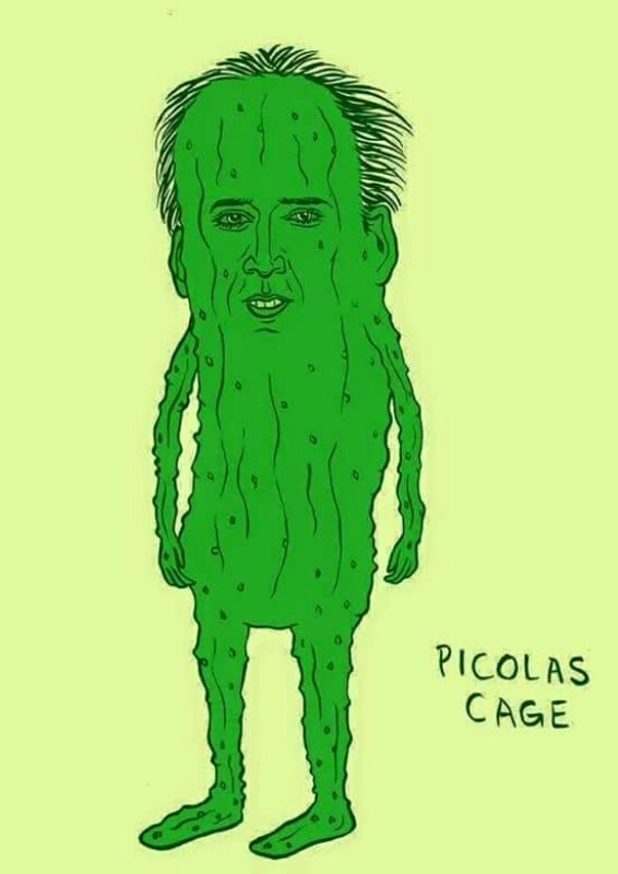I have been pickling lately...... - meme
