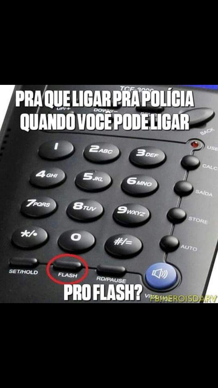 Disque flash - meme
