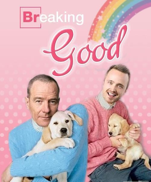 Breaking good - meme