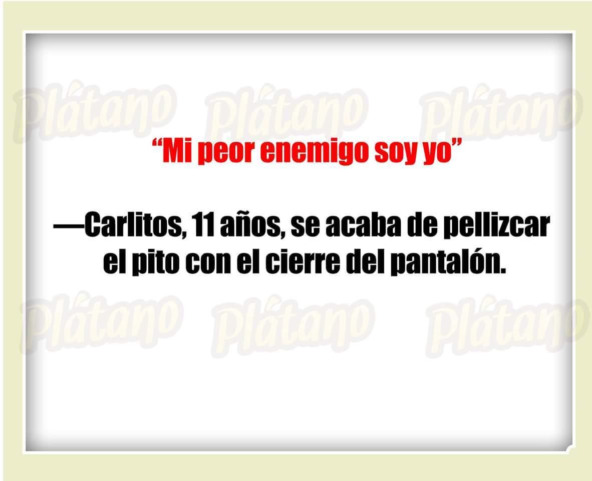 Carlitos - meme