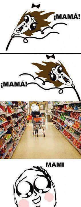 Mamiiiiiiii - meme