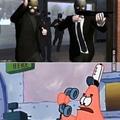 """""""-c'est un braquage armé -Non c'est Patrick"""""""