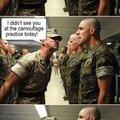 military troll
