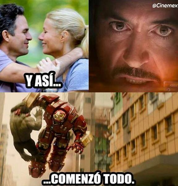 Apenas la toke Tony  xD - meme