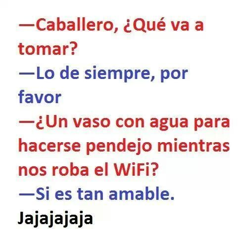 wifi :v - meme