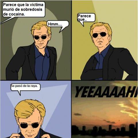 CSI - meme