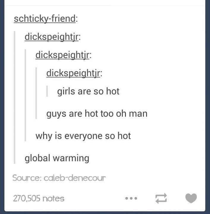 Global warming - meme